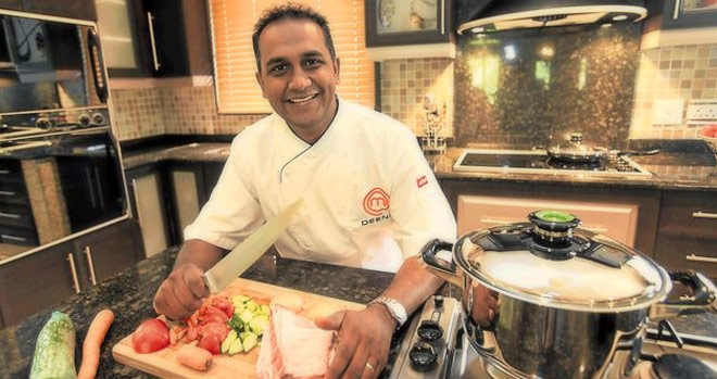 Deena Naidoo - MasterChef South Africa / Times Live (p)