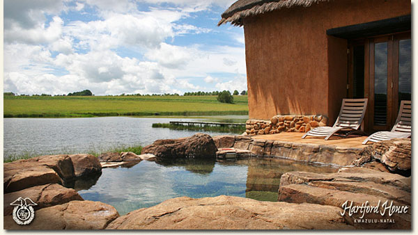 ezulweni lake suites, hartford house, kwazulu natal, south africa
