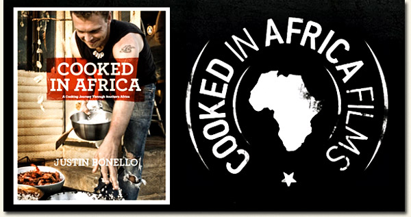 justin bonello cooked in africa