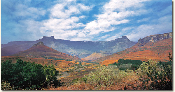 Drakensberg Mountains / Nigel Reid (p)