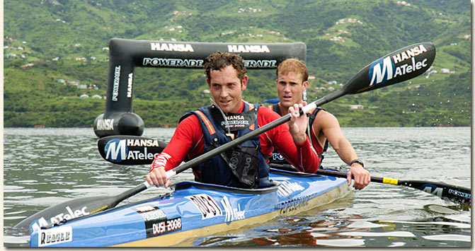 Hansa Powerade Dusi Canoe Marathon /dusi.co.za (p)