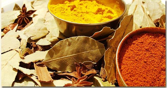 Aromatic Spices /Lotus Head (p)