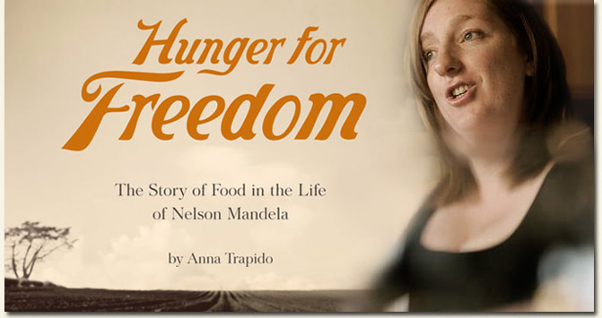 anna trapido hunger for freedom