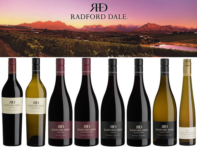 Radford Dale Wines