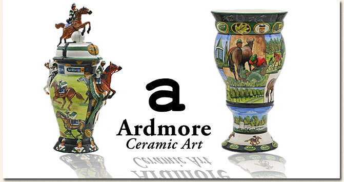 summerhill stud ardmore ceramic collection