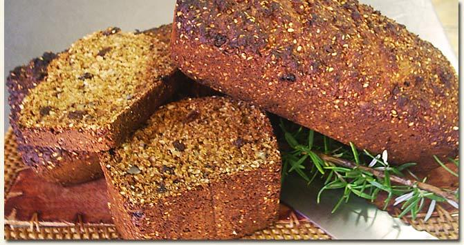 Hartford's Health Bread /Jackie Cameron (p)