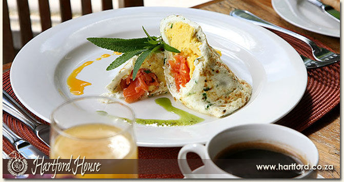 hartford house breakfast