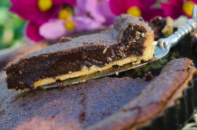 Chocolate Nemisis Tart