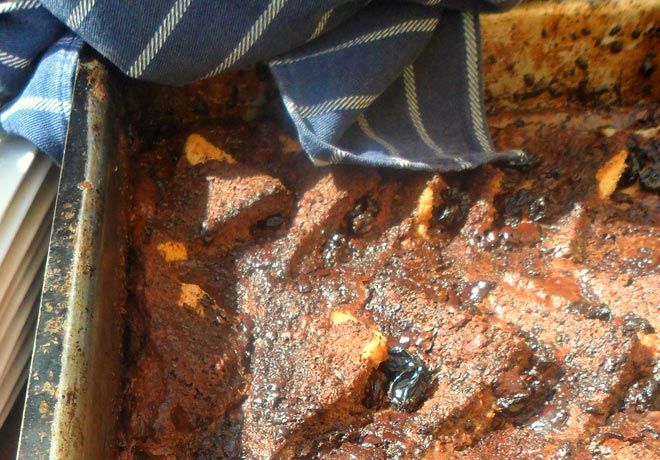 Chocolate Bread and Butter Pudding Photo : Jackie Cameron