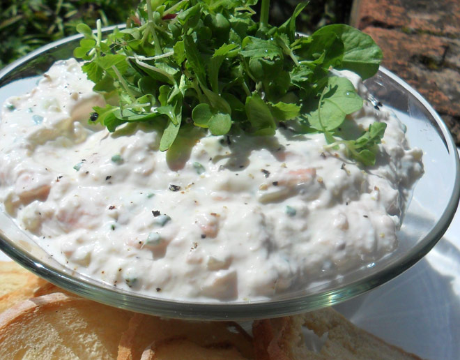 Smoked Trout Spread Photo : Jackie Cameron