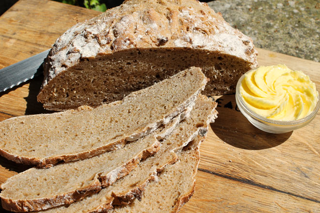 Rye Bread Photo : Jackie Cameron