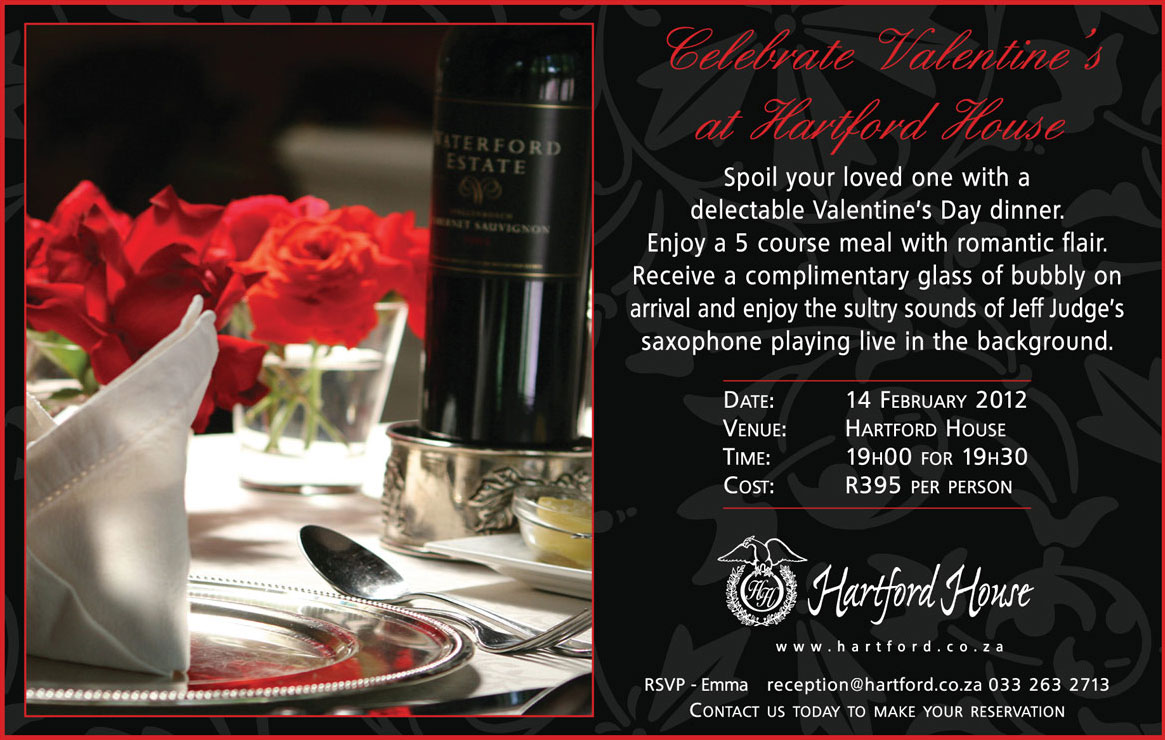 Valentines Dinner Invitation