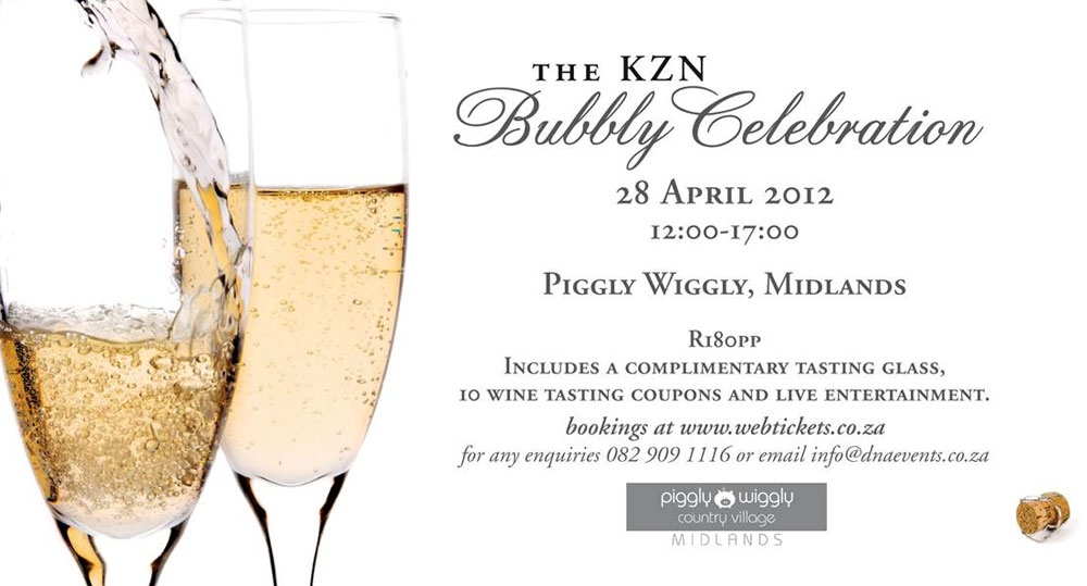 KZN Bubbly Celebration at Piggly Wiggly