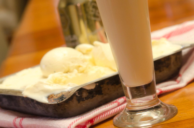 Peanut Butter Semi-Freddo and Beer Ice-Cream / Karen E Photography (p)