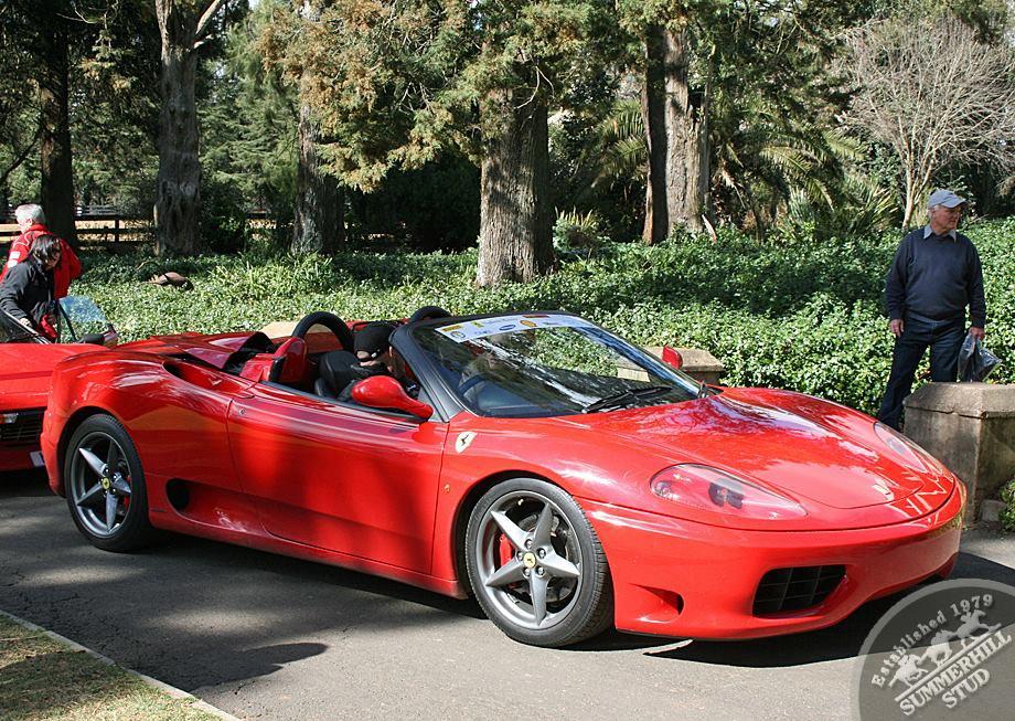 Ferrari Club 10