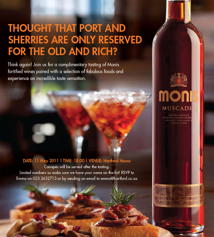 Monis Fortified Wines
