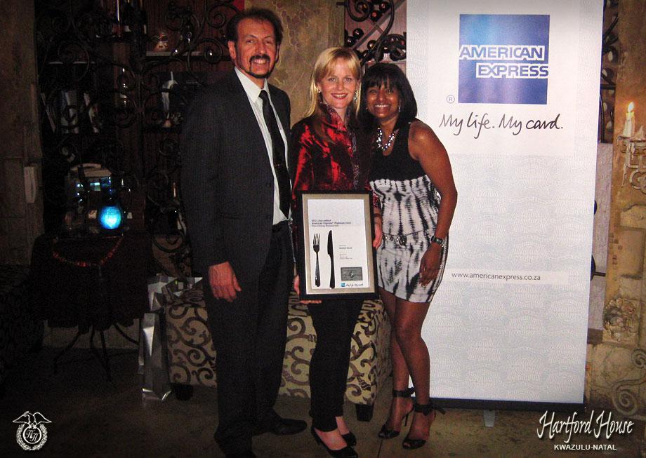 American Express Awards 2011
