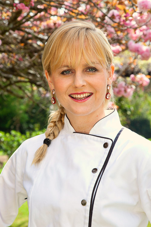 Jackie Cameron - Head Chef / Sally Chance (p)