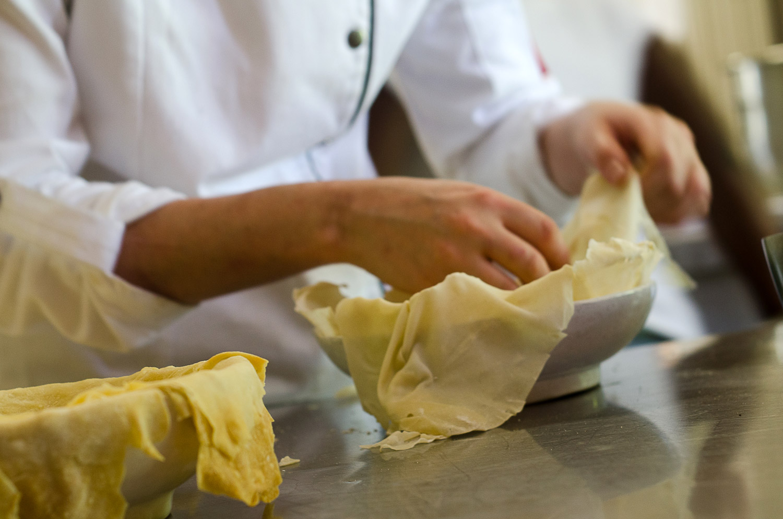 Phyllo Pastry