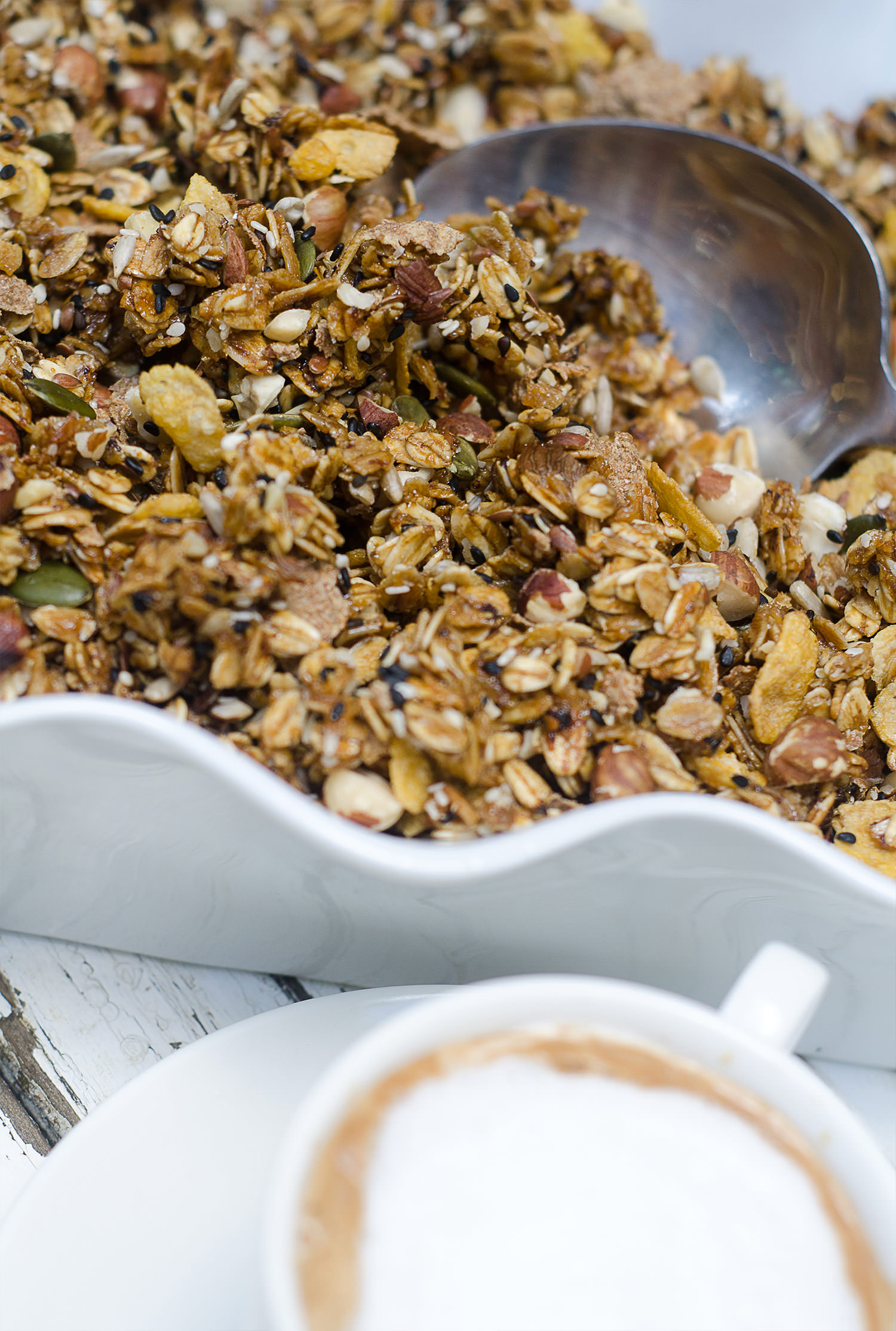 Coffee Muesli / Karen E Photography (p)
