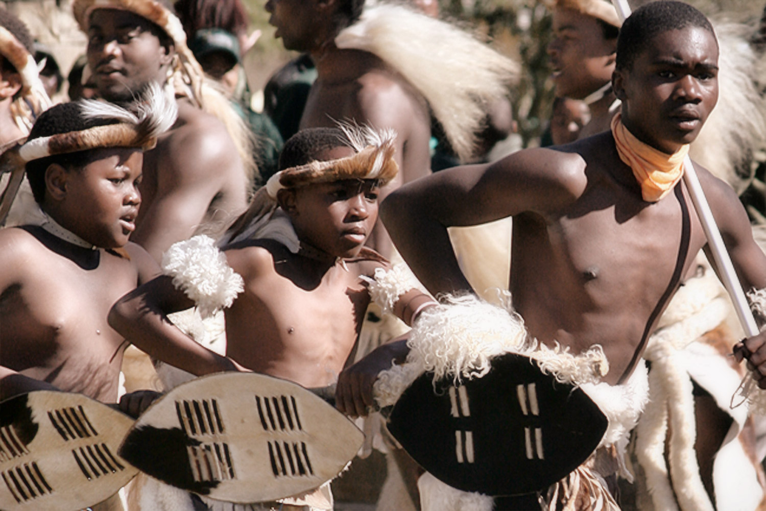 Hartford Zulu Dance Troupe / Hartford House (p)