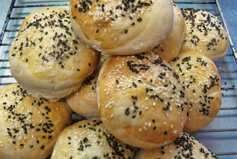 Bread Rolls /Jac kie Cameron (p)
