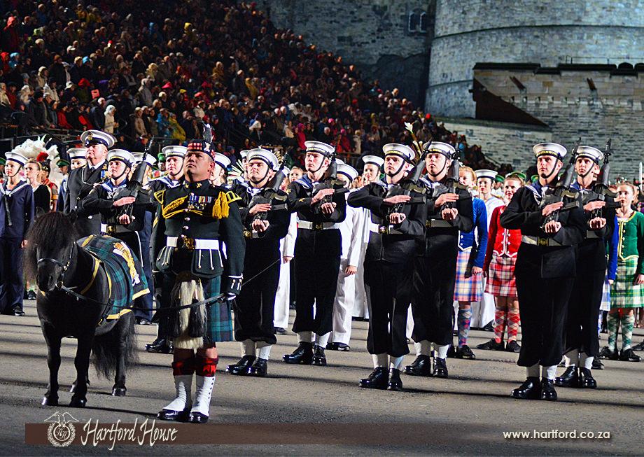 Royal Edinburgh Military Tattoo 25