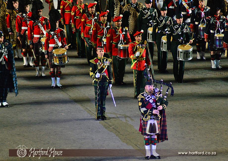 Royal Edinburgh Military Tattoo 42