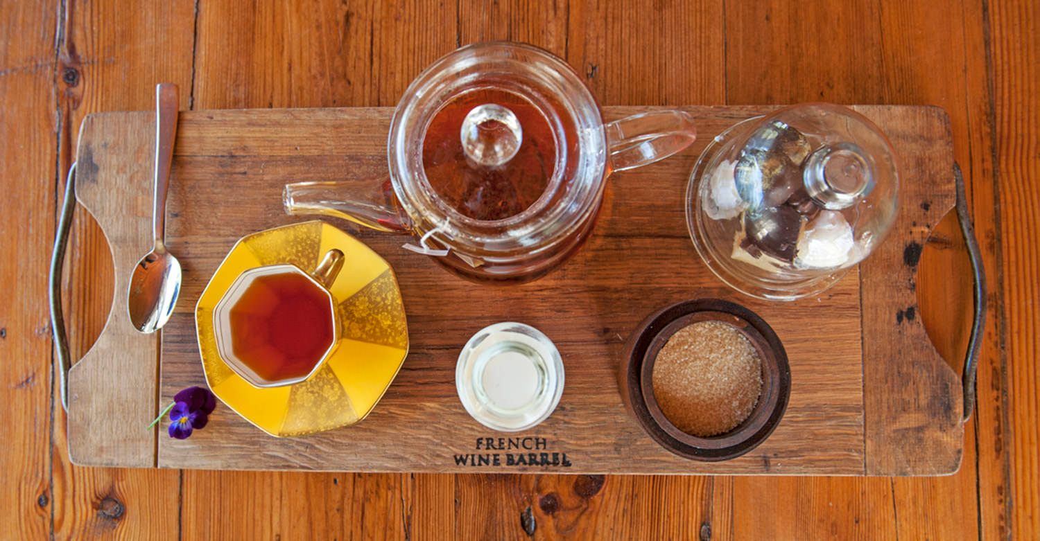 TWG Tea Country Style / Adrian Shields (p)