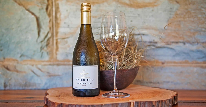 Waterford Sauvignon Blanc / Adrian Shields (p)