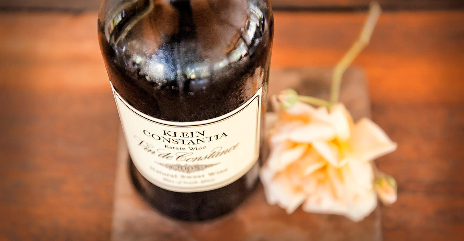 Vin de Constance from Klein Constantia Wine Estate / Adrian Shields (p)