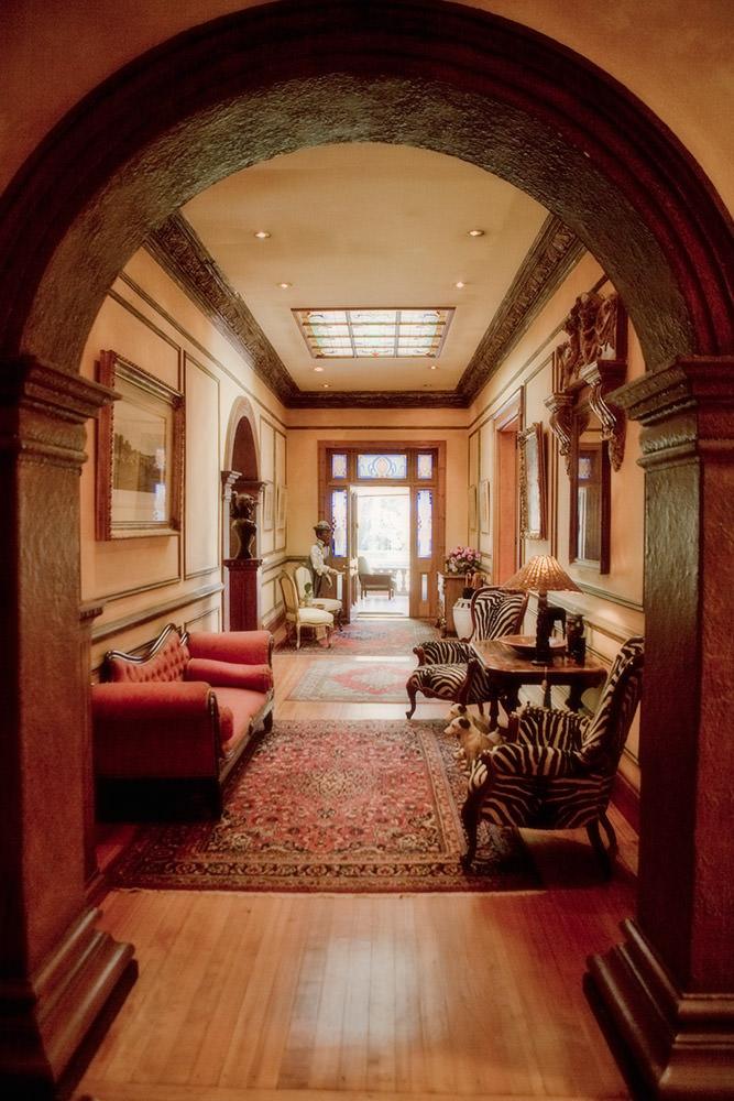 Hartford House Manor Entrance Hall