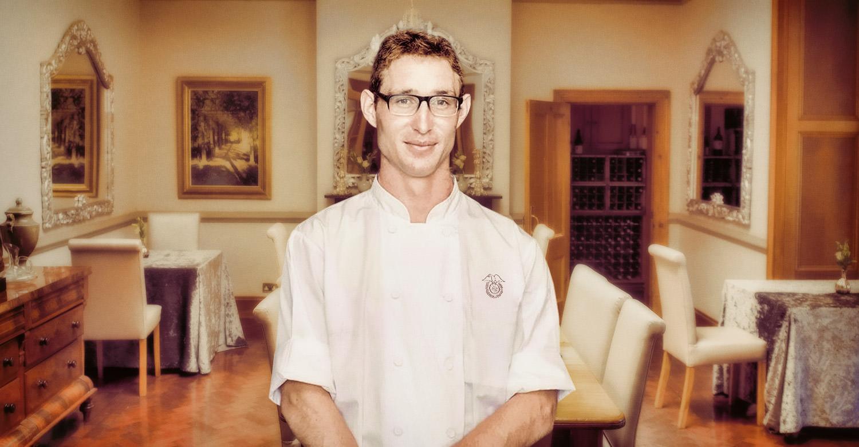 Chef Constantijn Hahndiek / Hartford House (p)