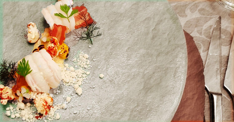 Langoustine Corn Dish