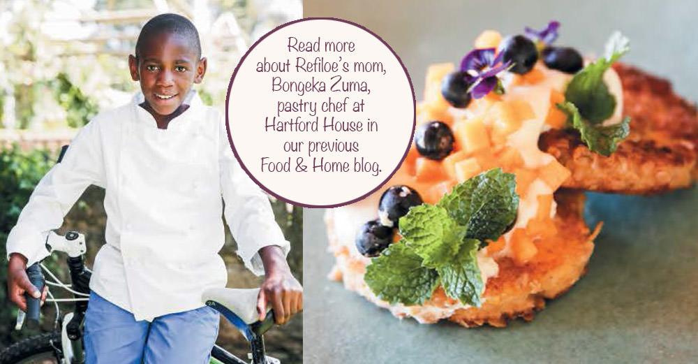 Refiloe Simpiwe Motaung Junior Chef