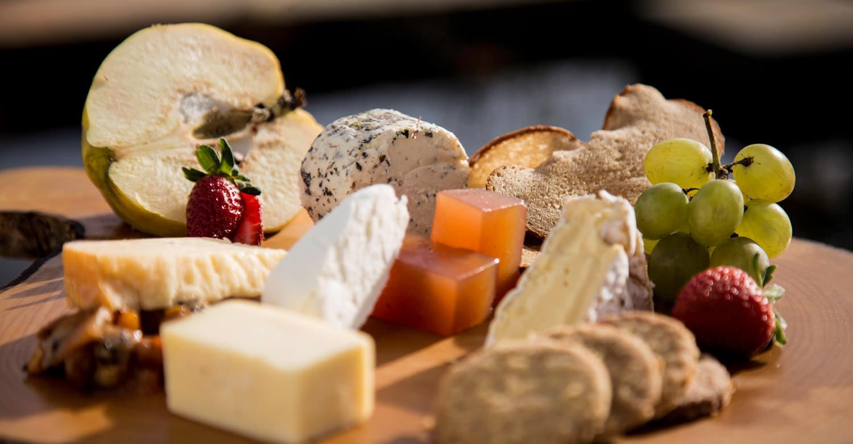 Cheese Board at Hartford House