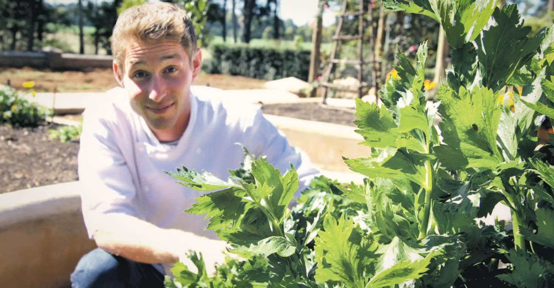 Head Chef Constantijn Hahndiek