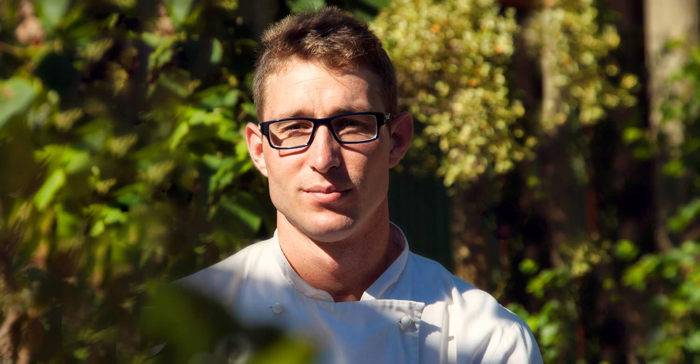 Chef Constantijn Hahndiek