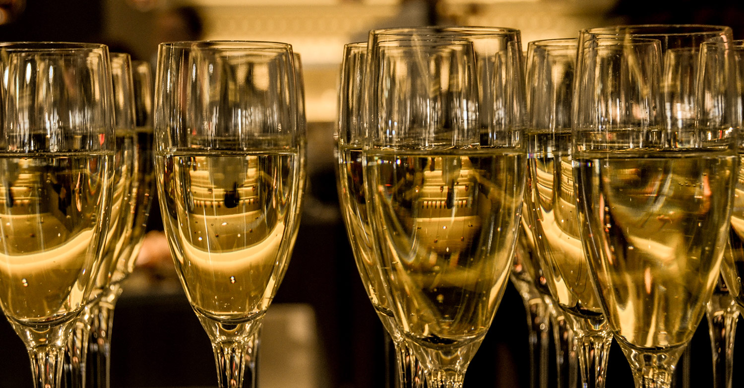.New Years Eve Champagne