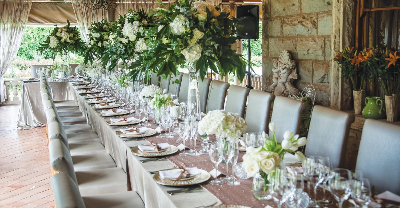 Weddings - At Hartford House