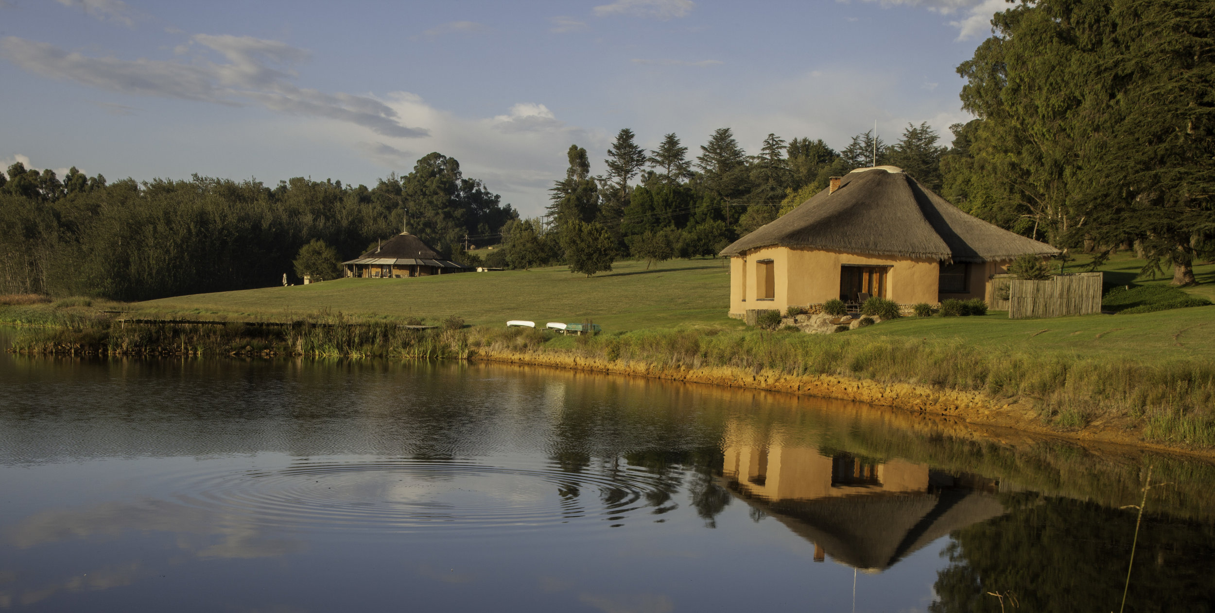 Ezulweni Lake Suites at Hartford House