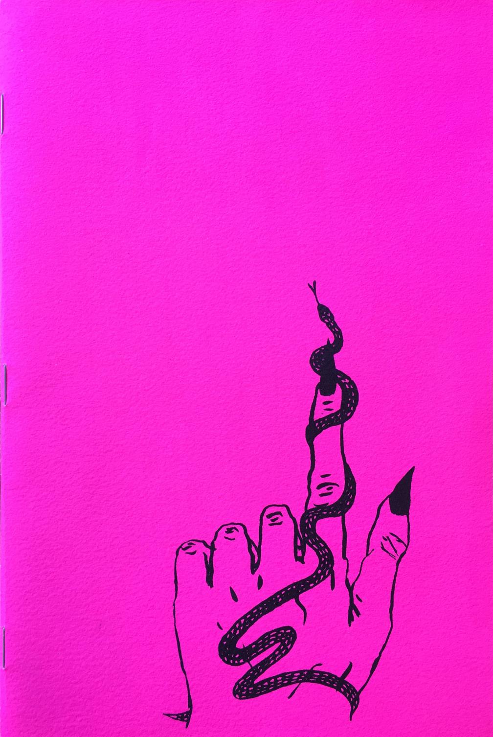 Untitled Silk Screened Book