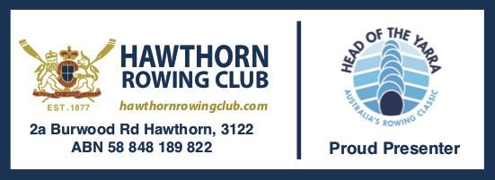 2nd OCTOBER 2019 - HRC Rowing Development Training Squad