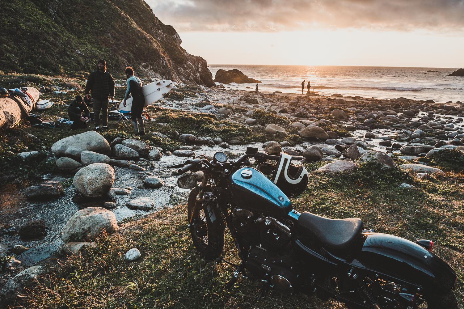 BigSur_Surf_Bike_Harley_SilvanoZeiter