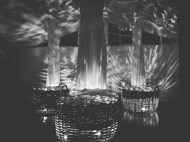 Nutmeg Harvest Baskets, Image from Nyssa Chow's Still Life