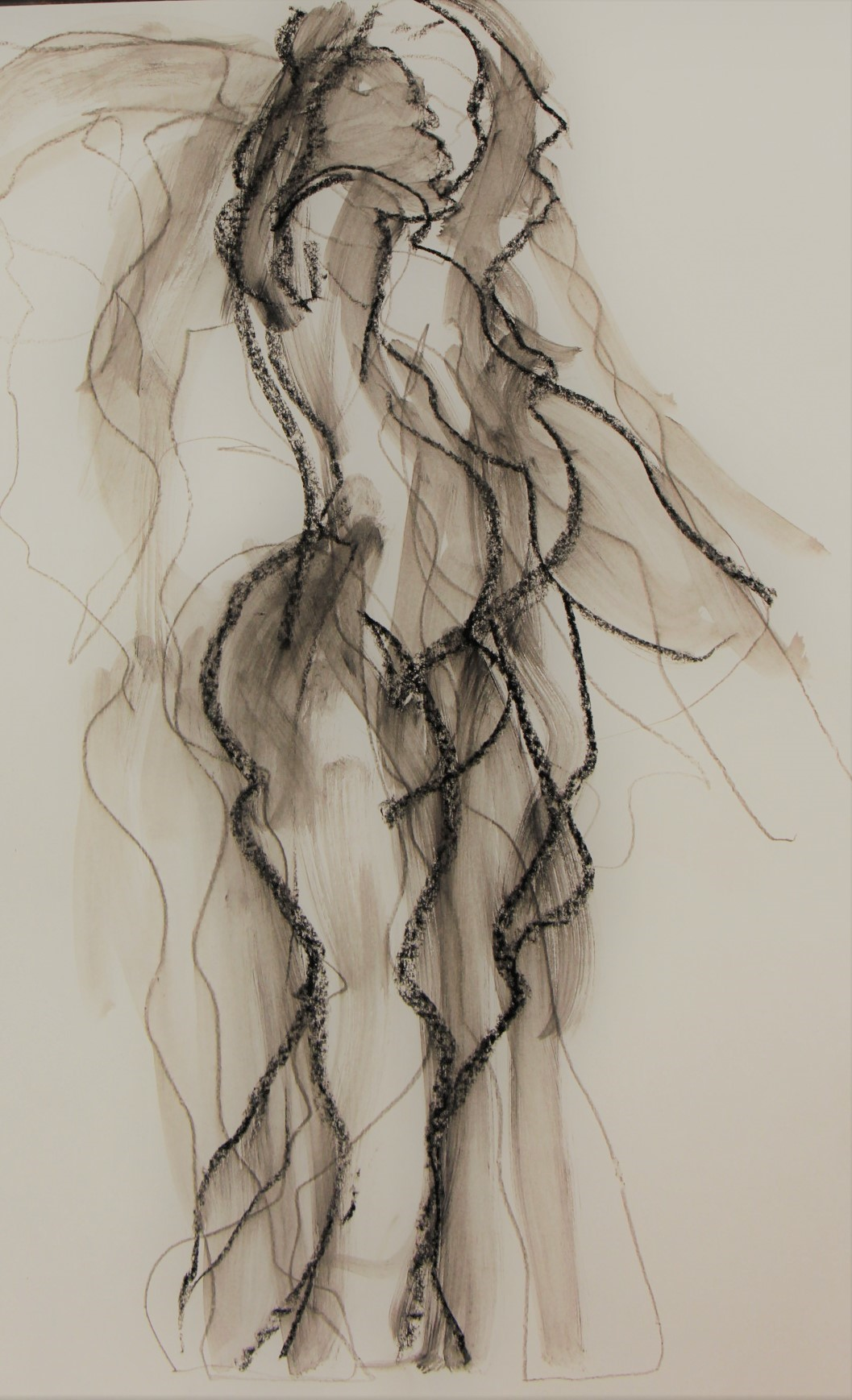 Figure Drawing: Zar by Nairy AbdElShafy
