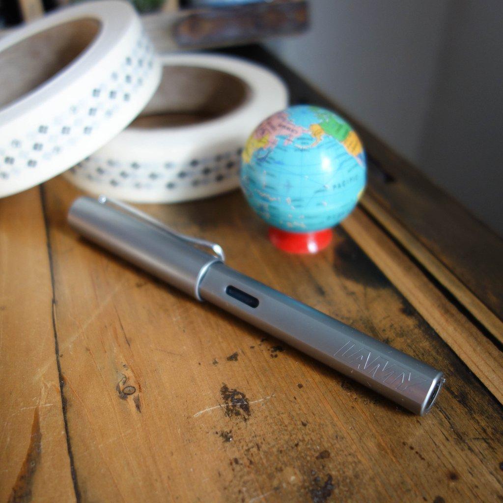 Baum-kuchen -  LAMY AL-star Fountain Pen, $44.00 .