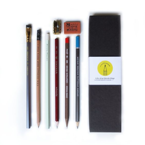 CW Pencil Enterprise -  Favorite Things Sampler, $17.00 .  Check  @cwpencilenterprise  for December sales.