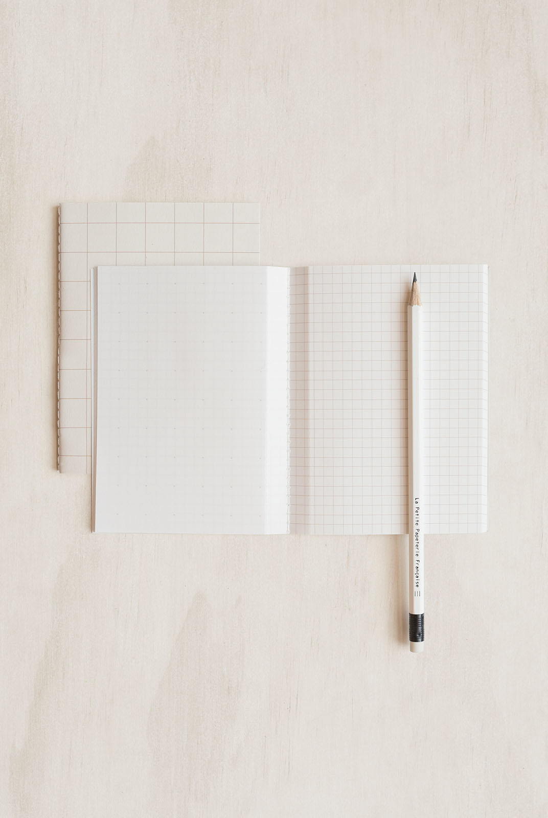 NoteMaker -  La Petite Papeterie Francaise - The Useful Notebook, $12.69 . Beautiful graph paper for brief notes.