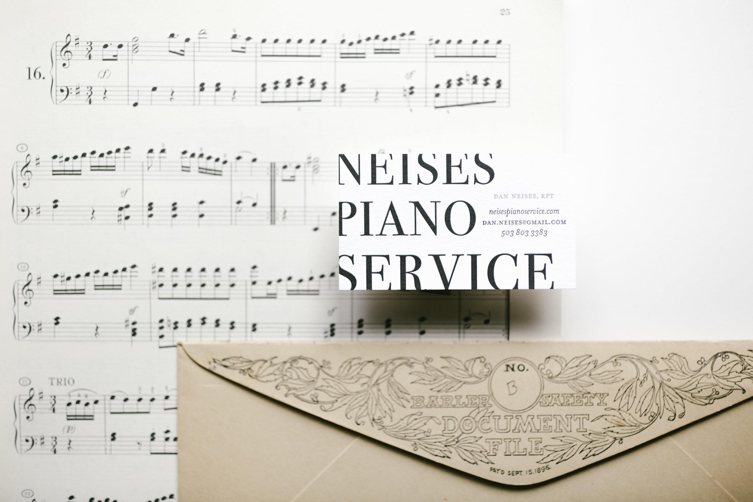 Eva Moon Press - Neises Piano Service